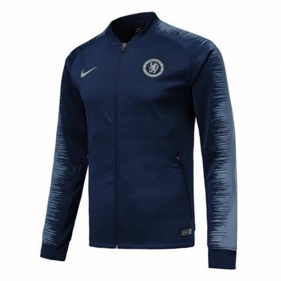Chelsea Anthem Dark Blue Jacket