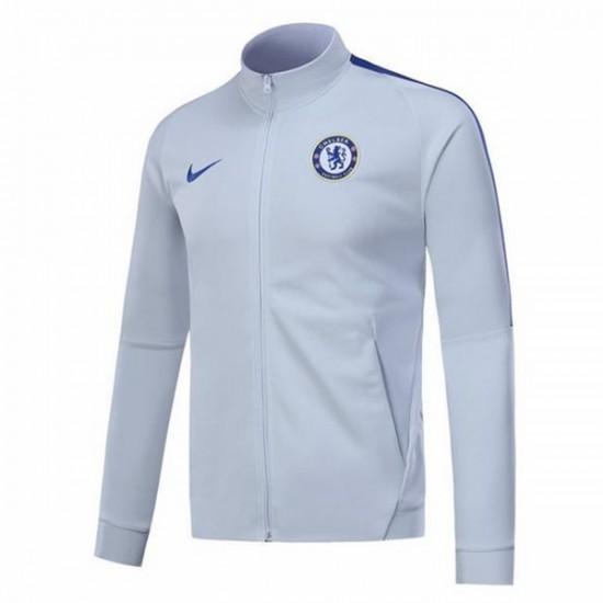 Chelsea Anthem White Jacket