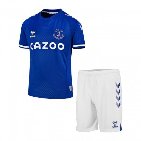 Everton Home Kids Kit 2020 2021