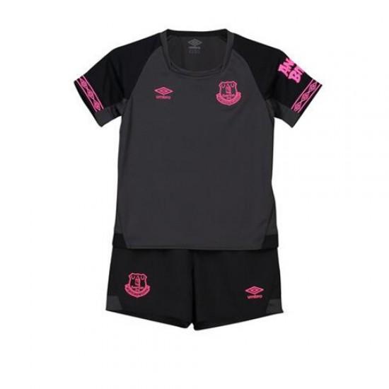 Everton Away Kit 2018-19 - Kids