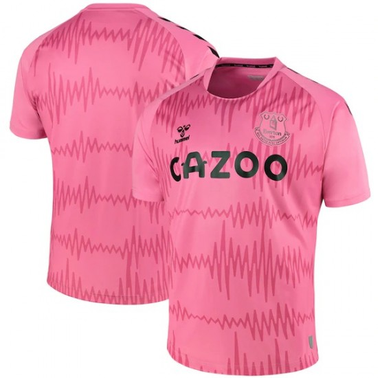 Everton Goalkeeper Jersey 2020 2021