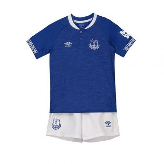 Everton Home Kit 2018-19 - Kids