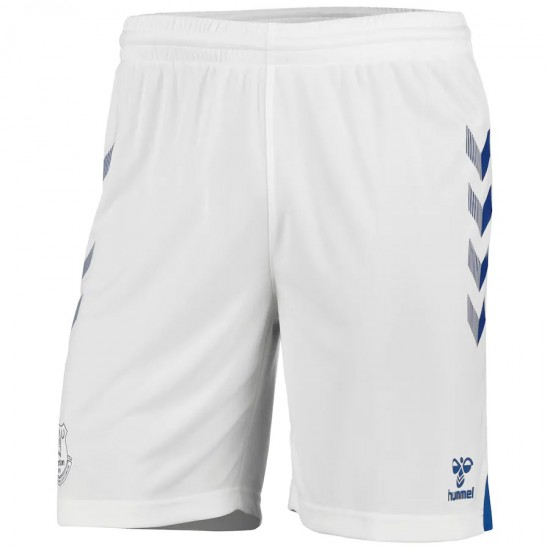 Everton Home Shorts 2020 2021