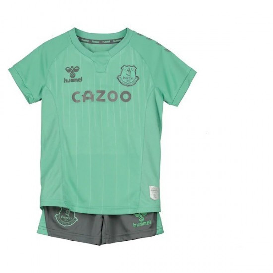 Everton Third Kids Kit 2020 2021