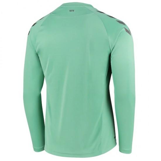 Everton Third Shirt 2020 2021 Long Sleeve