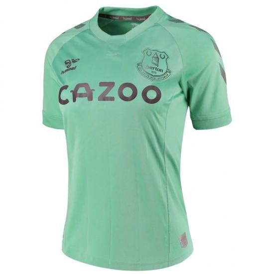 Everton Third Jersey 2020 2021 Womens