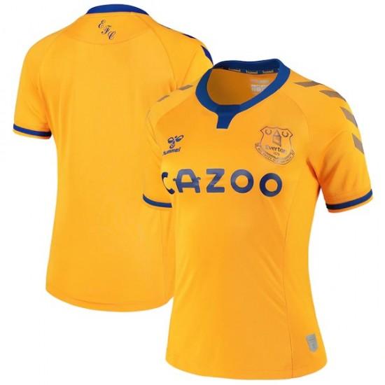 Everton Away Jersey 2020 2021 Womens