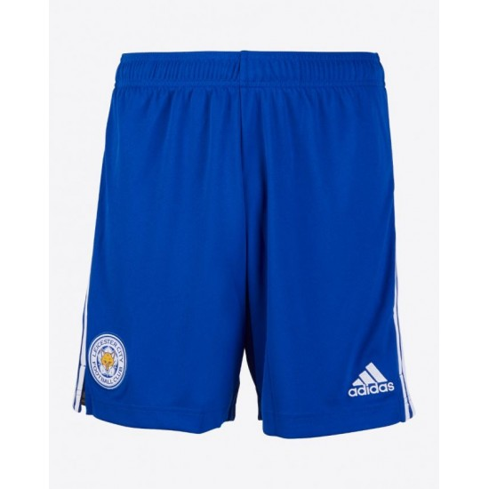 Leicester City Home Shorts 2020 2021