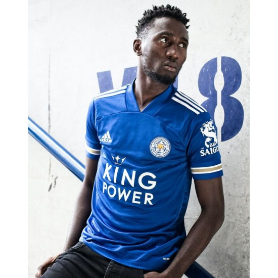 Leicester City King Power Home Jersey 2020 2021