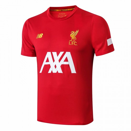 Liverpool Training Red Jersey 2019-20