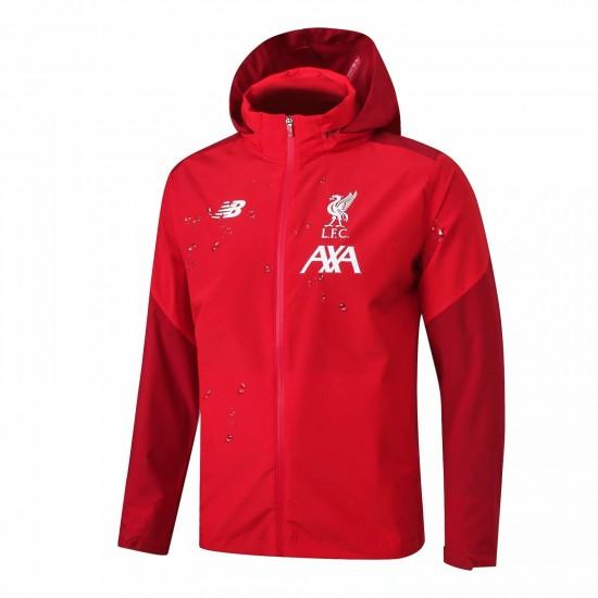 LFC Windrunner Red Jacket 2019 2020