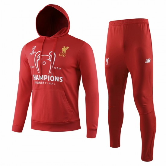 Liverpool FC Training Technical Soccer Champions Tracksuit 2019-20