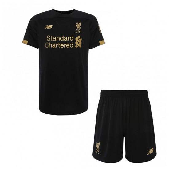 Liverpool Home Goalkeeper Kit 2019/20 - Kids