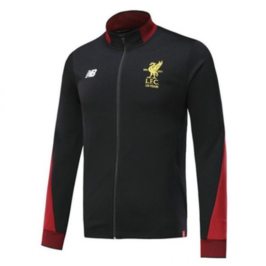 LFC Black Anthem Jacket
