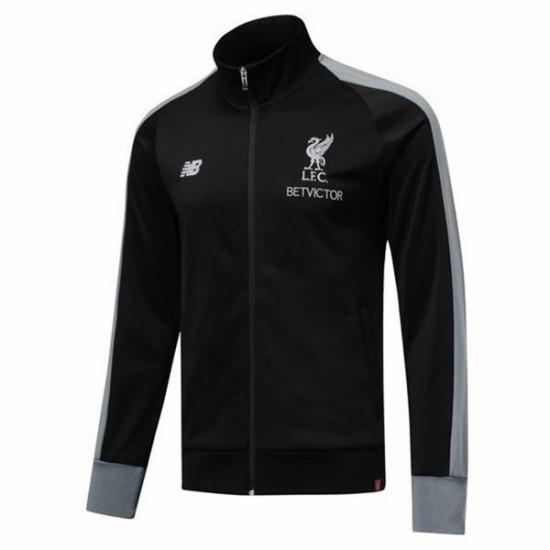 LFC Black Training Jacket