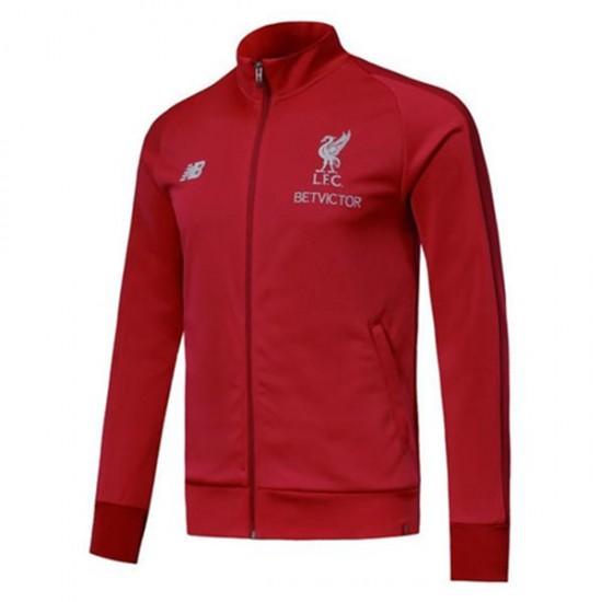 LFC Red Training Jacket