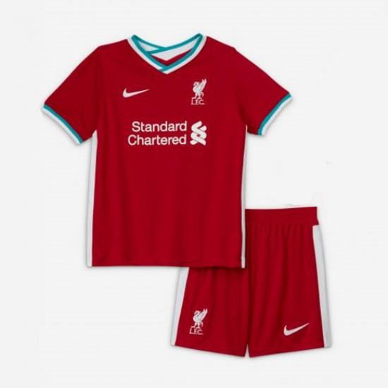 LFC Nike Kids Home Kit 2020 2021