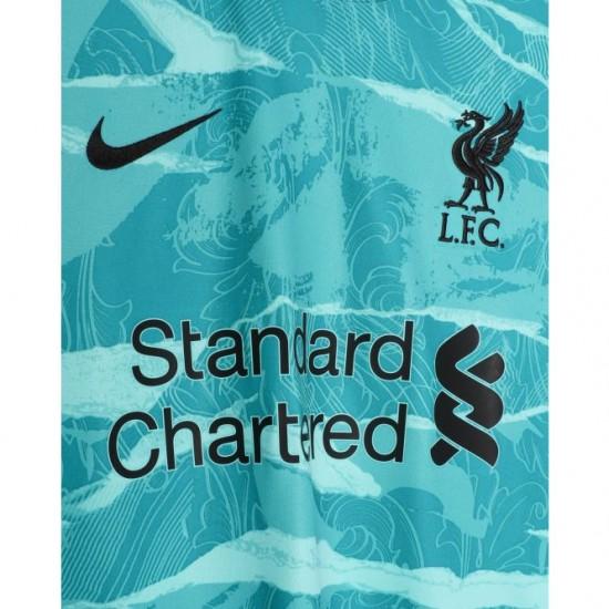 LFC Nike Womens Away Jersey 2020 2021