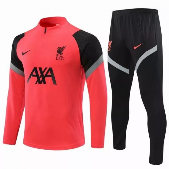Liverpool FC Training Technical Soccer Tracksuit 2020 2021