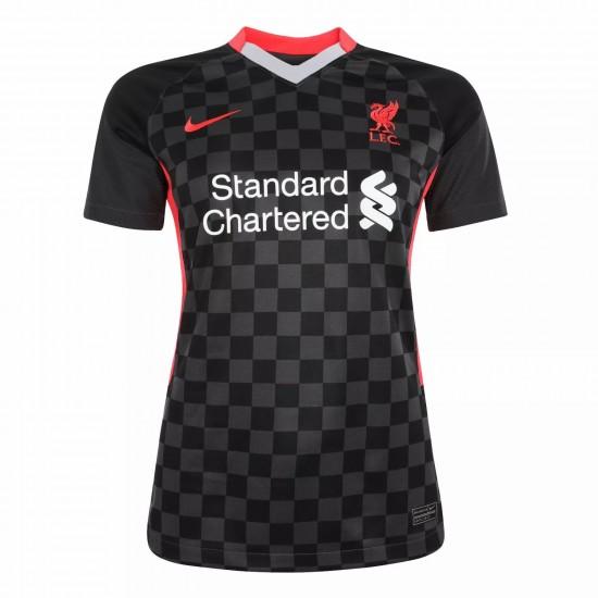 Liverpool Womens Third Jersey 2020 2021