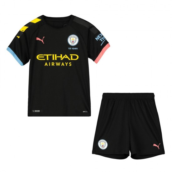 Manchester City Away Kit 2019-20 - Kids