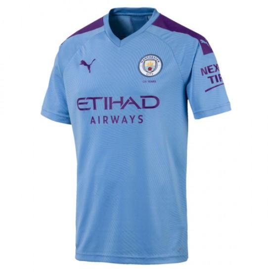 Manchester City Home Shirt 2019-20