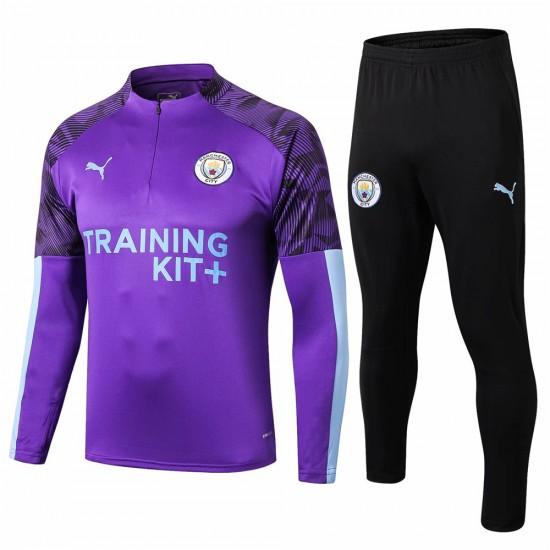 Manchester City FC Training Technical Soccer Tracksuit 2019-20