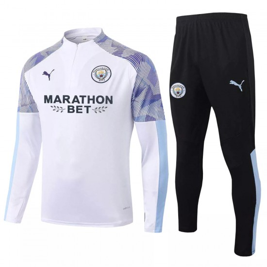 Manchester City FC Training Technical Soccer Tracksuit 2020