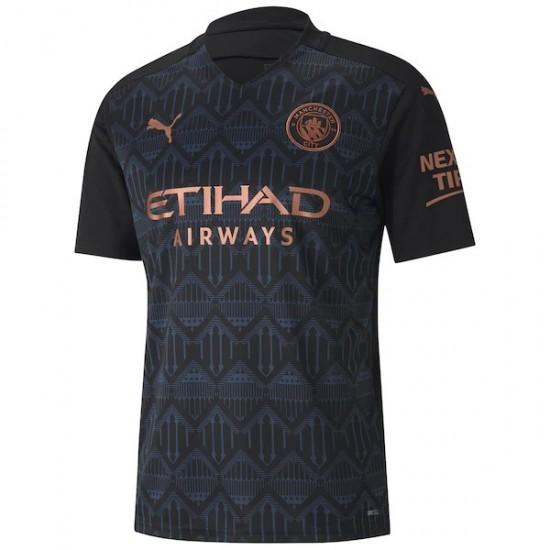 Manchester City Away Jersey 2020 2021