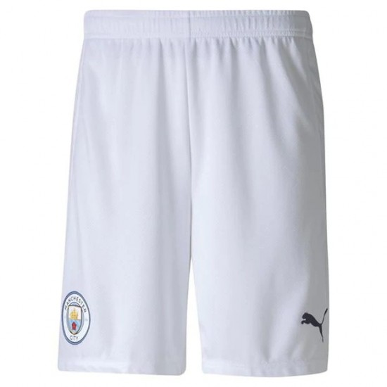 Manchester City Home Shorts 2020 2021