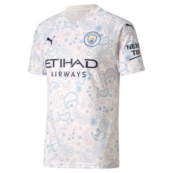 Manchester City Third Jersey 2020 2021