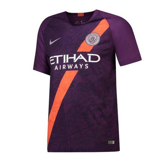 Manchester City Third Stadium Jersey 2018-19