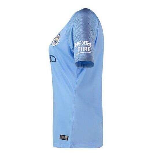 Manchester City Home Stadium Shirt 2018-19 - Womens