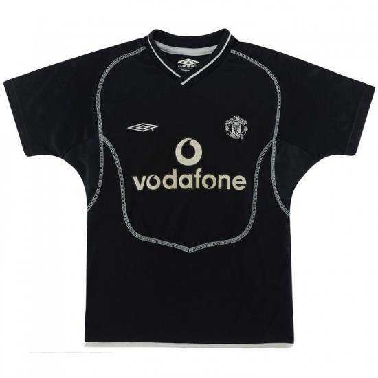 Manchester United Retro GK Jersey 2000-2002