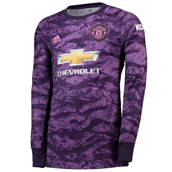 Manchester United Home Goalkeeper Jersey 2019-20