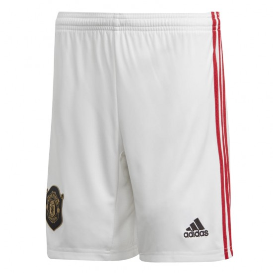 Manchester United Home Shorts 2019/20
