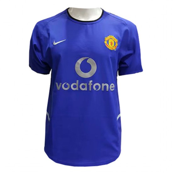 Manchester United Retro Away Jersey 2002/03