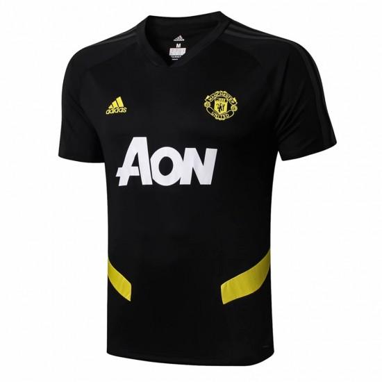 Manchester United Training Jersey Black 2019-20