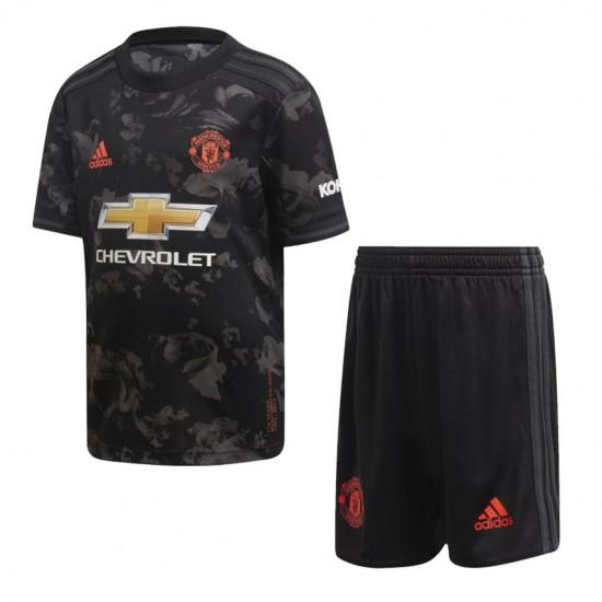 Manchester United Third Kit 2019-20 - Kids