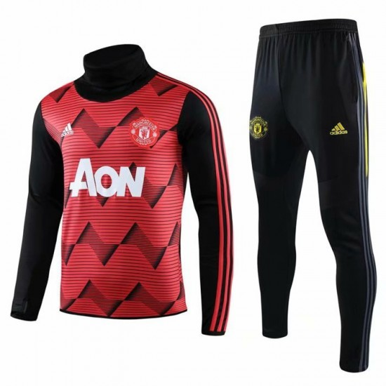 Manchester United Training Tech Sweat Soccer Tracksuit 2020