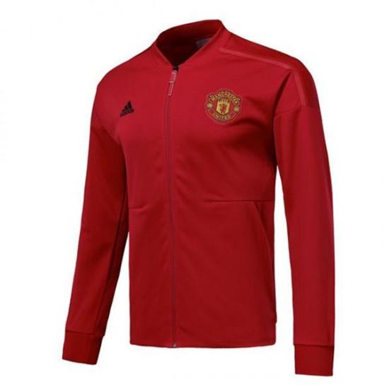 Manchester United Anthem Red Jacket