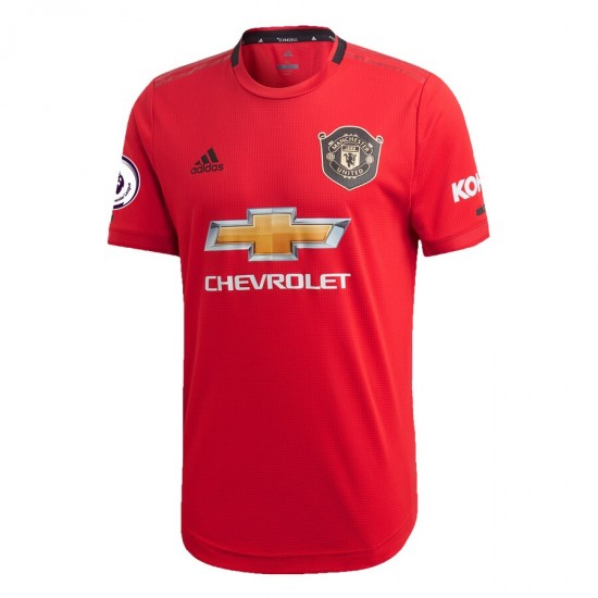 Manchester United Home Authentic Jersey 2019/20