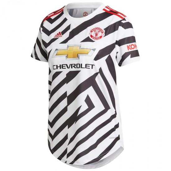 Manchester United Third Jersey 2020 2021 Women