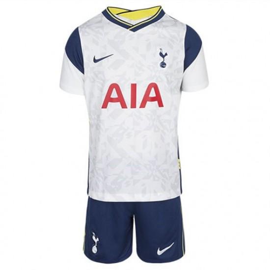 Kids Tottenham Hotspur Home Kit 2020 2021