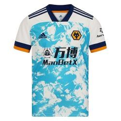 Wolverhampton Away Jersey 2020 2021
