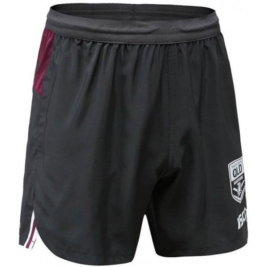 QLD Maroons 2020 Men's Training Shorts