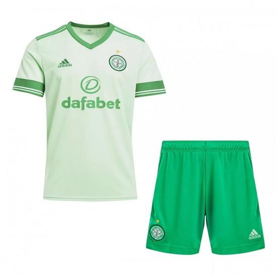 Celtic Away Kids Kit 2020 2021