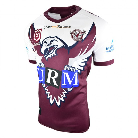 Manly Warringah Sea Eagles 2019 Men's Community Jersey