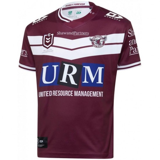 Manly Warringah Sea Eagles 2020 Men's Home Jersey