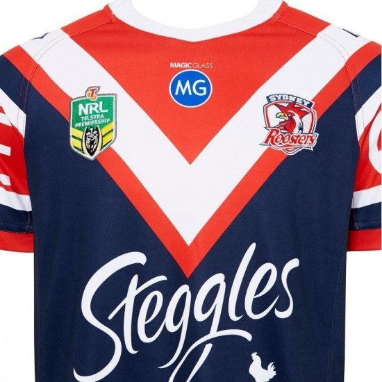 Sydney Roosters 2018 Men's Home Jersey